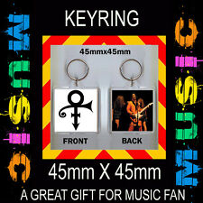 Prince-The Symbol-The Artist Formerly Known as Prince-  KEY RINGS 45X45-#12