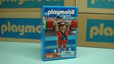Playmobil Weightlifter 5199 Olympic games for collectors NEW never open 164