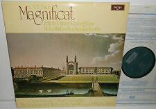 ZRG 853 CPE Bach Magnificat Palmer Tear King's College Choir ASMF Philip Ledger