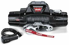Warn 89611 ZEON 10-S Winch 10000lb pull w/100ft Synthetic Cable Jeeps-Trucks-SUV