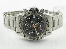 20mm Oyster Rivet Stainless Steel Bracelet Fit Tudor Chronograph 94300 79170