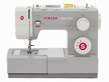SINGER 4411 Heavy Duty Sewing Machine with Metal Frame Stainless Steel Bedplate