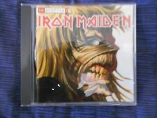 Iron maiden In profile Very RARE cd only from Eddies head