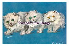 rp13119 - Louis Wain Cats - Who Are You - photograph