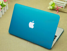 Seethrough Smart Cover Rubberized case keyboard cover Macbook Pro Retina 13 13.3