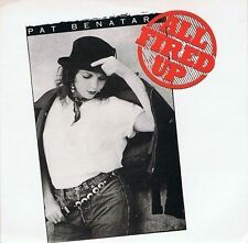 "PAT BENATAR All Fired Up 7"" Single Vinyl Record 45rpm Chrysalis 1988 EX"