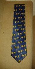 Gents tie - Official Mr Men & Little Miss very good condition. Cartoon character