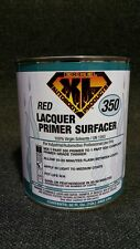RED ACRYLIC LACQUER PRIMER SURFACER RED (QUART)