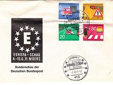 Moers Europa mira bello SST de 1971
