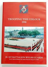 TROOPING THE COLOUR 1990-1ST BN WELSH GUARDS LIVE DVD
