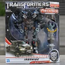 TRANSFORMERS MOVIE 3 DOTM VOYAGER CLASS IRONHIDE AUTOBOT ACTION FIGURE