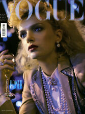 VOGUE Italia March 2005 Lily Donaldson NATASHA POLY Gemma Ward ANJA RUBIK @Mint@