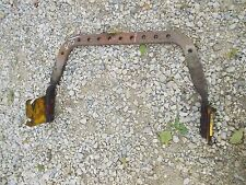 Farmall IH Cub tractor ORIGINAL IHC horse shoe draw bar & mounting brackets
