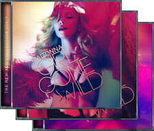 Madonna Girl Gone Wild The Remixed Collection 1-3 Triple Pack (3 CDs)