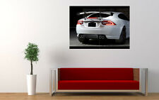 2014 JAGUAR XKR S GT NEW GIANT LARGE ART PRINT POSTER PICTURE WALL
