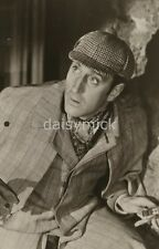Basil Rathbone as Sherlock Holmes 1930s, 7x5 Inch Reprint Photo