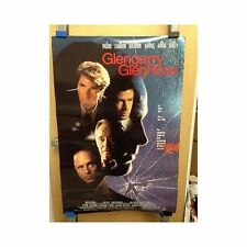 GLENGARY GLENROSS Original Home Video Poster Al Pacino