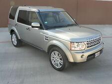 Land Rover: LR4 4WD 4dr V8 H