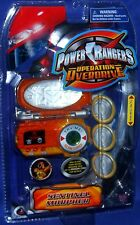 Power Rangers Operation Overdrive Sentinel Morpher New Factory Sealed 2006