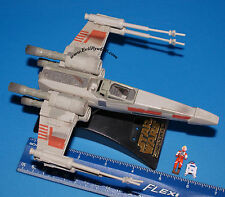 Star Wars Action Fleet LUKE SKYWALKER's RED 5 X-WING FIGHTER