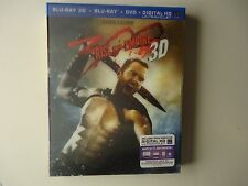 300: Rise of an Empire (Blu-ray/DVD, 2014, 3-Disc) NEW w/lenticular slipcover