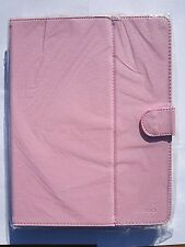 """9.7"""" PINK Multi Angle PU Leather Case Stand 4 Point of View 9.7"""" PROTAB2"""" Tablet"""