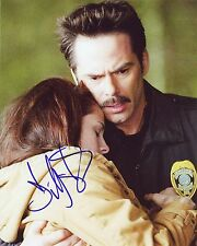 "BILLY BURKE Authentic Hand-Signed ""TWILIGHT - Charlie Swan"" 8x10 Photo"