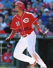 YORMAN  RODRIGUEZ  CINCINNATI  REDS #33    SIGNED AUTOGRAPHED 8X10  PHOTO