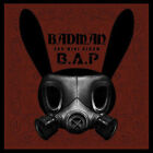 B.A.P - [BADMAN] 3rd Mini Album CD+48p Photo Book+Card+Stencil BAP K-POP Sealed