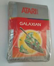 NEW SEALED W/CRUSHED BOX GALAXIAN GAME FOR ATARI 2600 NTSC USA VERSION