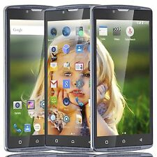 "XGODY 5""Zoll Smartphone Quad Core Handy Android Ohne Vertrag 3G/2G blau X14"