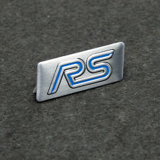 Car Sticker Decal Emblem Styling Badge Accessorie RS Logo for Ford Focus Fiesta