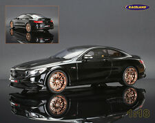 Brabus 850 6.0 biturbo mercedes 4 matic ginebra Salon 2015, GT-Spirit 1:18, gt110