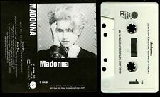 Madonna self titled 1983 USA Cassette Tape BMG Club s/t Sire ‎C 164288