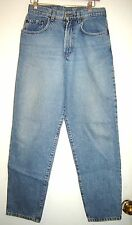 8/29  LUCKY BRAND Relaxed Fit Jeans 100% Cotton Made in the USA  28 X 29 Actual