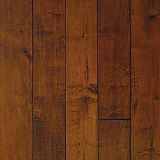 Handscraped Maple Rum Engineered Hardwood Flooring (Click Lock) Wood Floor $1.99