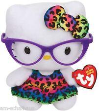 Hello Kitty Baby 15cm Plüsch Fashionista bunt Kuscheltier Geschenk Neu 7141161