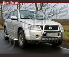 SUZUKI GRAND VITARA 06-14  BULL BAR, NUDGE BAR,A BAR + GRATIS!!! STAINLESS STEEL