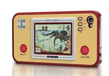 Retro Gift 90's Video Handheld Game Console Cell Phone Cover Case iPhone 4 4s