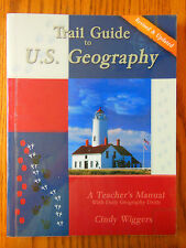 Trail Guide to U. S. Geography by Cindy Wiggers (2007, Paperback)