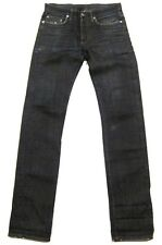 Mens Dior Homme Jeans 19cm Slim Skinny Leg MII Made in Italy - Blue Wash sz 30