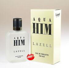 Aqua HIM for Men - Lazell Parfume Eau de Toilette 100 ml Herrenparfüm EdT homme