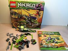 LEGO Ninjago Masters Of Spinjitzu Rattlecopter #9443, Replacement Parts