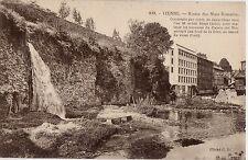 CPA -38-  VIENNE - Restes des Murs Romains.