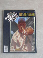 2002 Major League Baseball All Star Game Randy Johnson Program