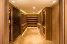 NO Heat in this LED Closet & Wardrobe light kit - Walk in Closet Organizer LED