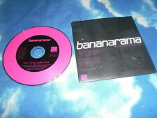 BANANARAMA - MOVE IN MY DIRECTION UK PROMO CD SINGLE W/RARE MIXES,- FDTF