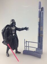 Star wars saga-darth vader bespin duel loose figure set