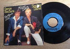 SP 45 tours Sophie Darel Serge Boccara Politique zizi Mémé Denis 1986 EXC