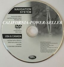 2007 2008 Range Rover Sport HSE & Supercharged GPS Navigation DVD US Canada 0024